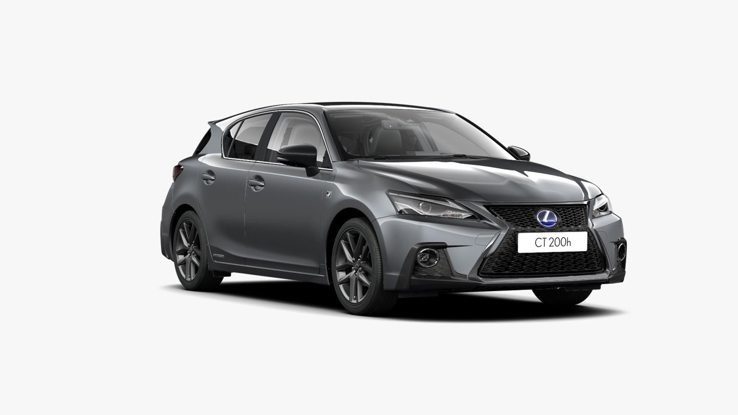 Lexus CT 200h FSPORT - 0