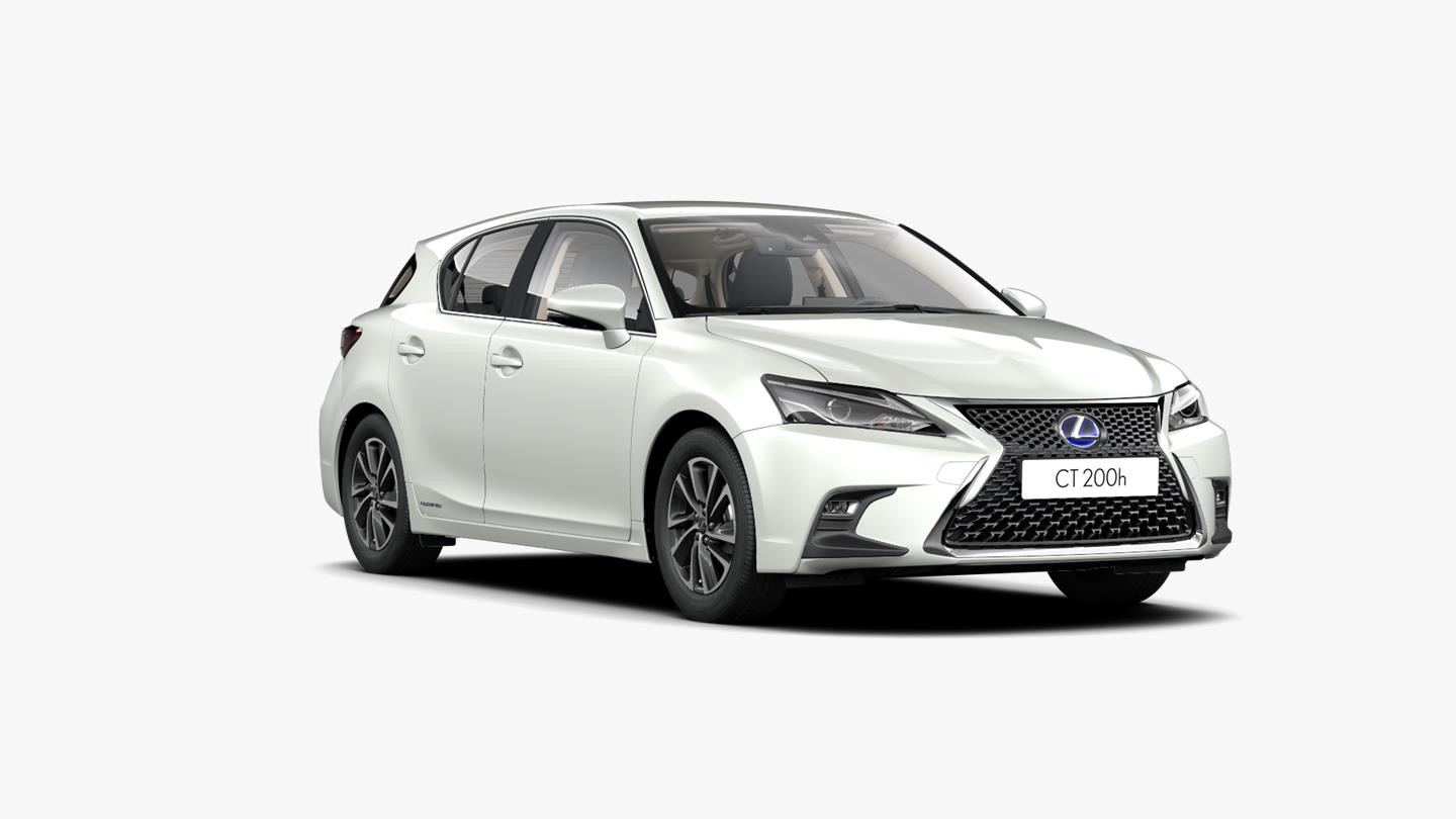 Lexus CT200h PACK CONFORT 17 - 0