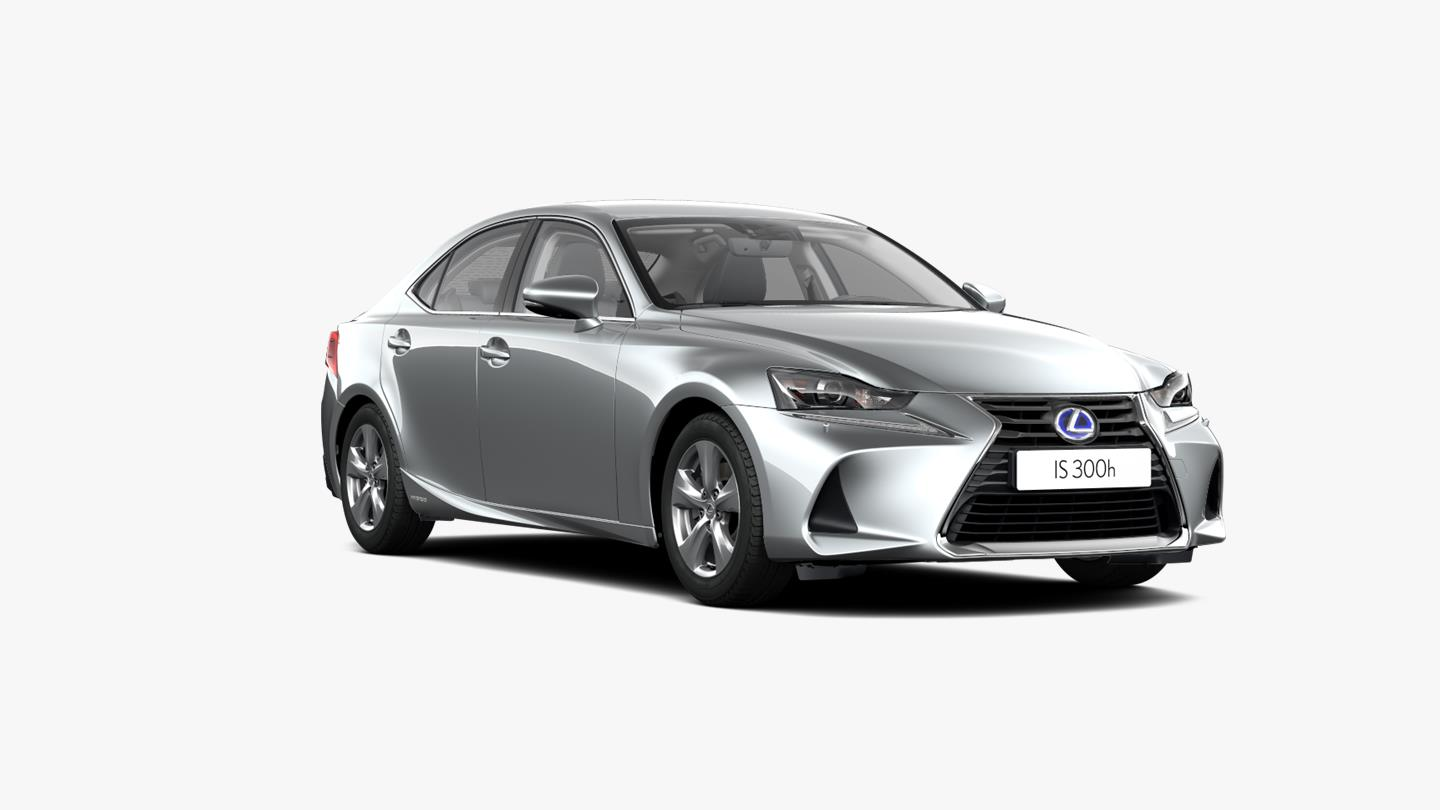 Lexus IS300h F Sport - 0