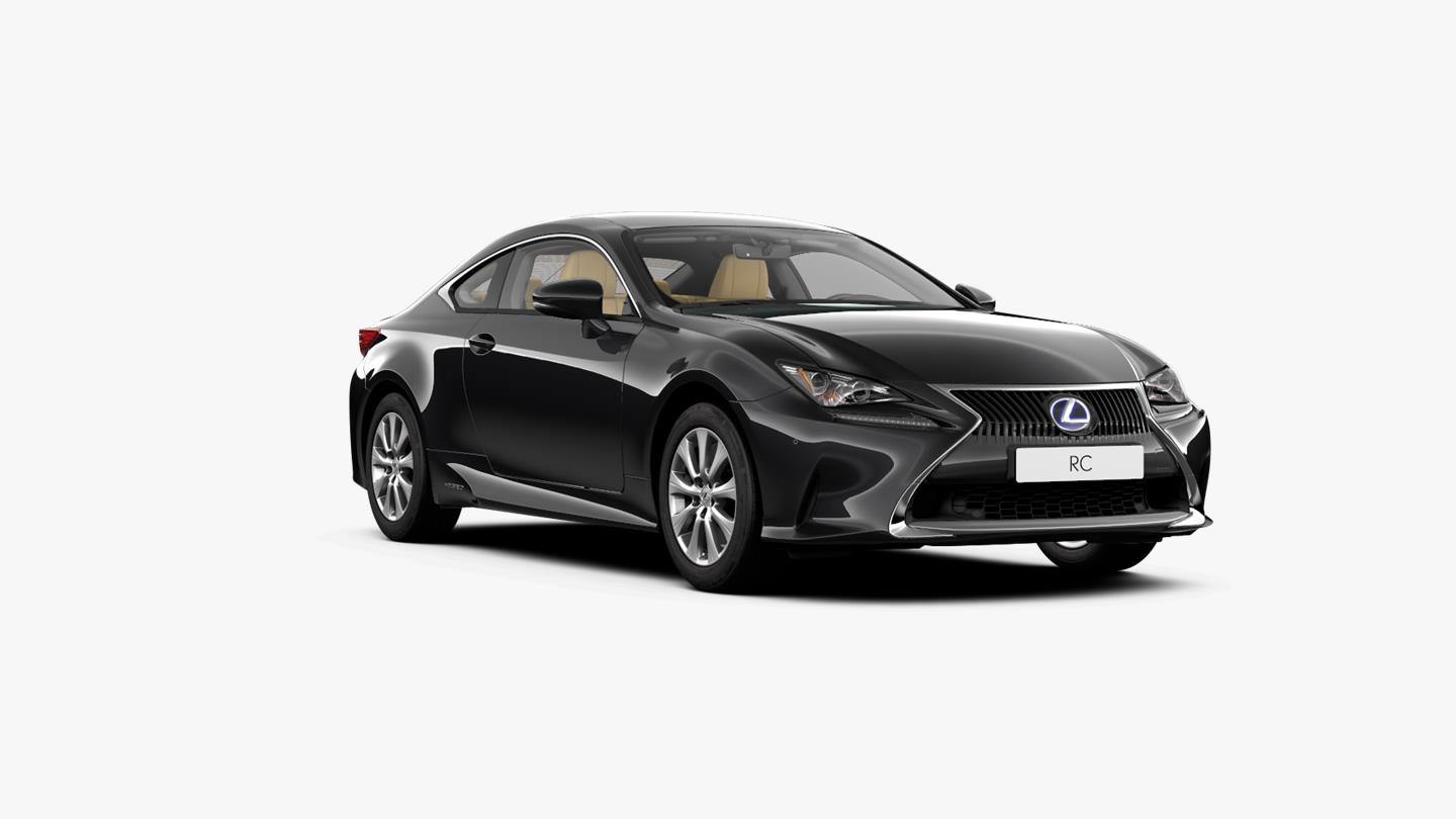 Lexus RC 300h  BLACK EDITION - 0