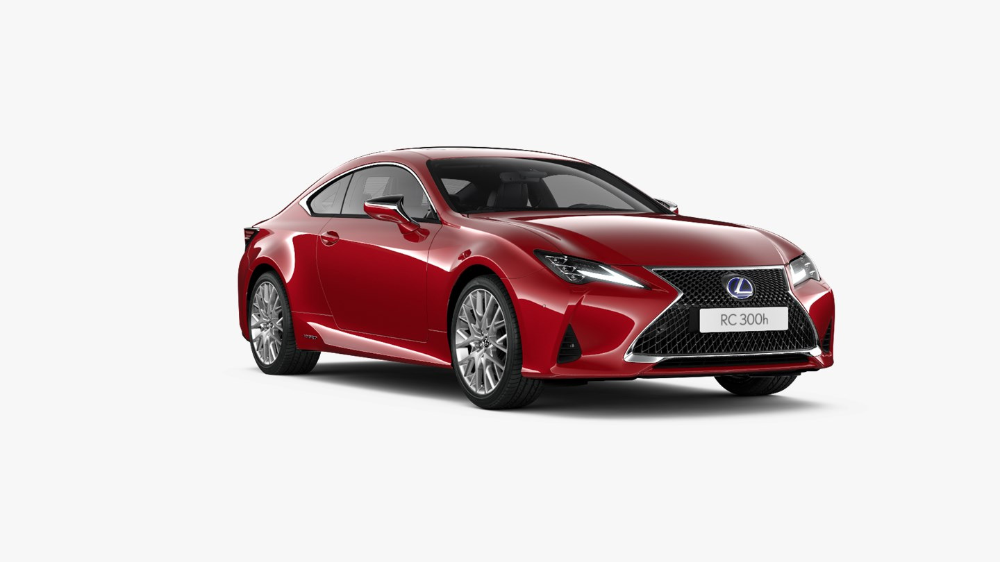 Lexus RC 300h Executive - 0