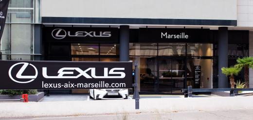Concession Lexus Marseille