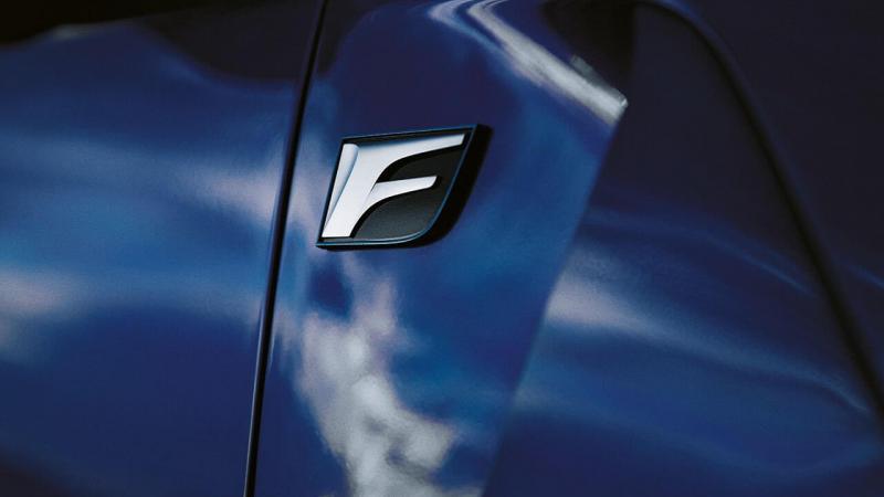 GS F  - 3